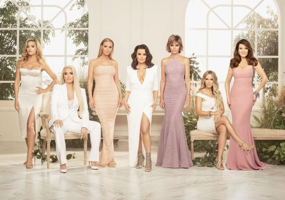 RHOBH Lisa Vanderpump Says She Was 'In A Different Place' While Filming Season 9
