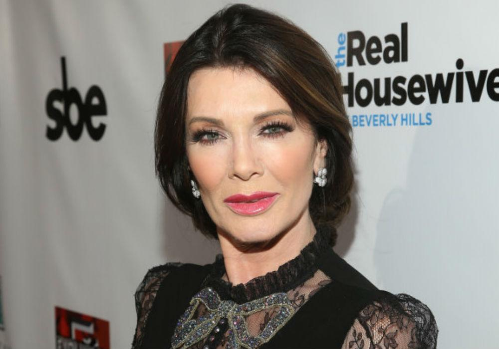'RHOBH' Lisa Vanderpump Shows Off Text Receipts In Her Ongoing Feud With Her Co-Stars
