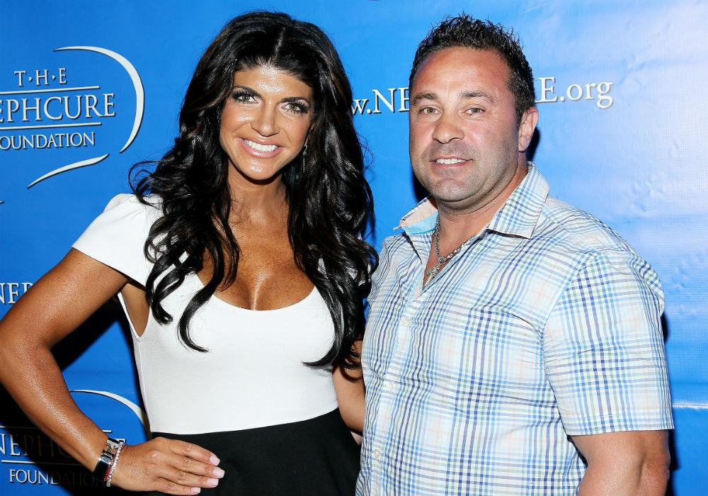 RHONJ Star Teresa Giudice Confirms She And Juicy Joe Will 'Go Their Separate Ways' If He Is Deported Back To Italy