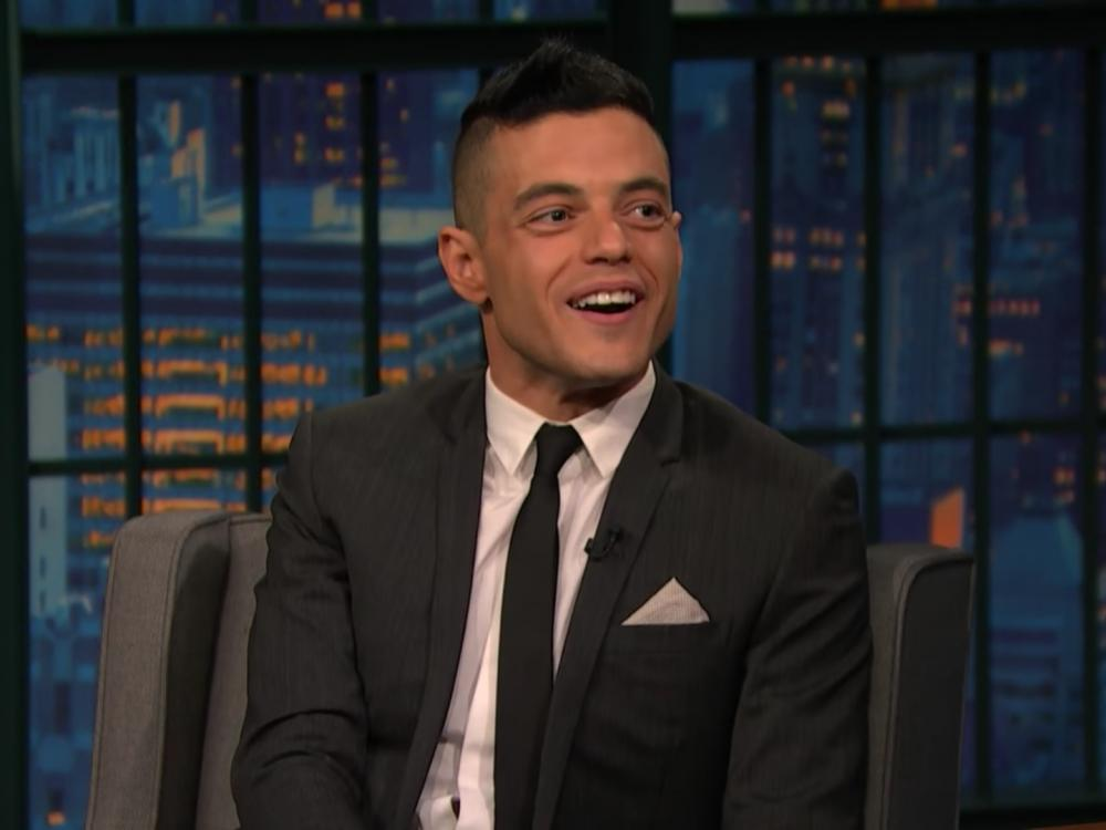 Rami Malek Says He Didn't Know About Bryan Singer's Assault Allegations