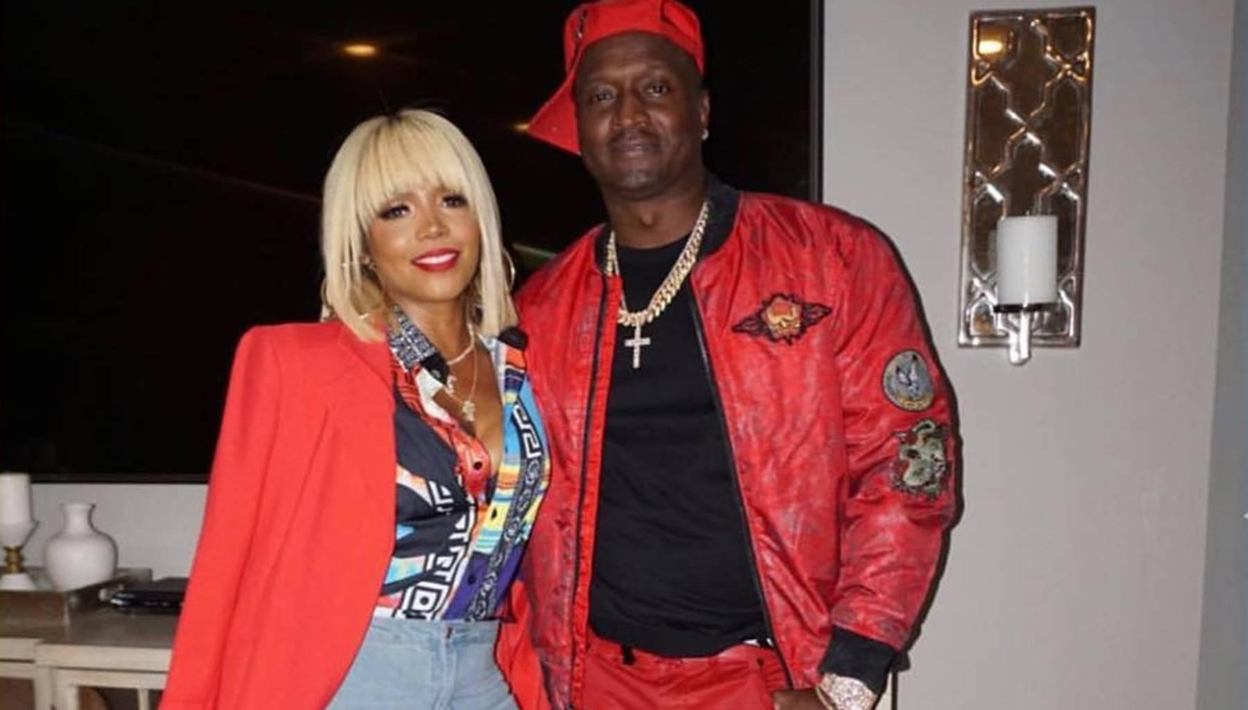 Rasheeda Frost Confirms Her Ride-Or-Die Chick Status As She Stands With Kirk After His Brother, Keith's Passing