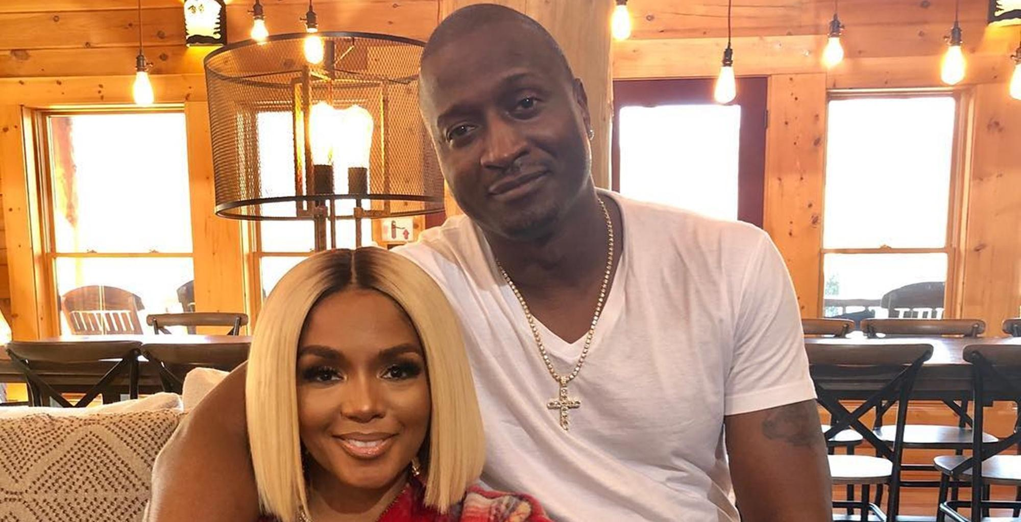 Rasheeda Frost Catches Kirk Off Guard With Surprise Birthday Cake And Touching Words -- Pictures Prove That 'Love & Hip Hop: Atlanta' Star Jasmine Washington Is Ancient History