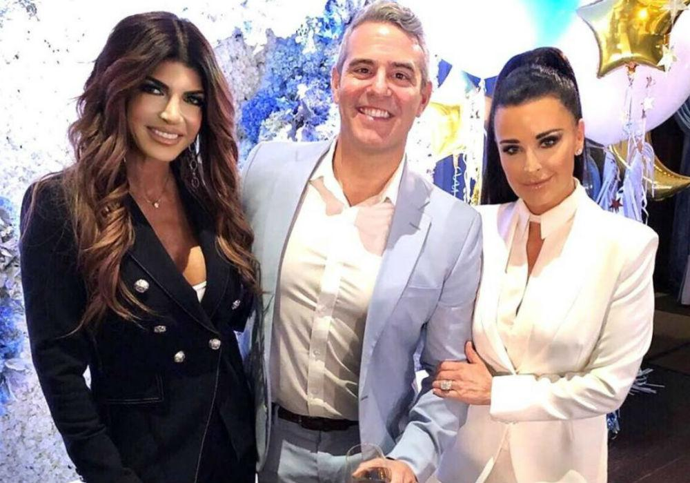 Real Housewives Collide At Andy Cohen's Baby Shower! Plus Who Got Snubbed From The Invite List?