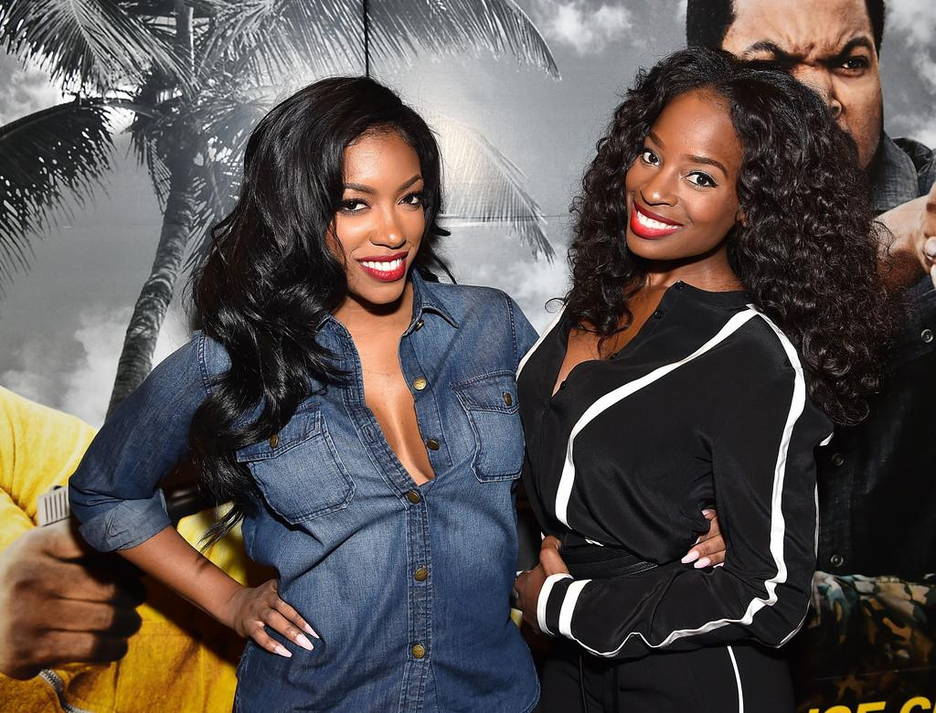 Porsha Williams Has Fans Laughing Their Hearts Out With Her Video Featuring Shamea Morton & Baby Shya