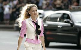 Sarah Jessica Parker Teases An Upcoming Appearance By SATC's Carrie Bradshaw