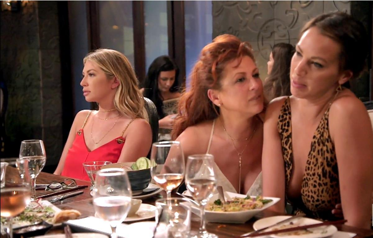 'Vanderpump Rules' Star Stassi Schroeder's Mom Explains Awkward Appearance On The Show And Blames Emotional Outburst On Mixing Alcohol And Medication!