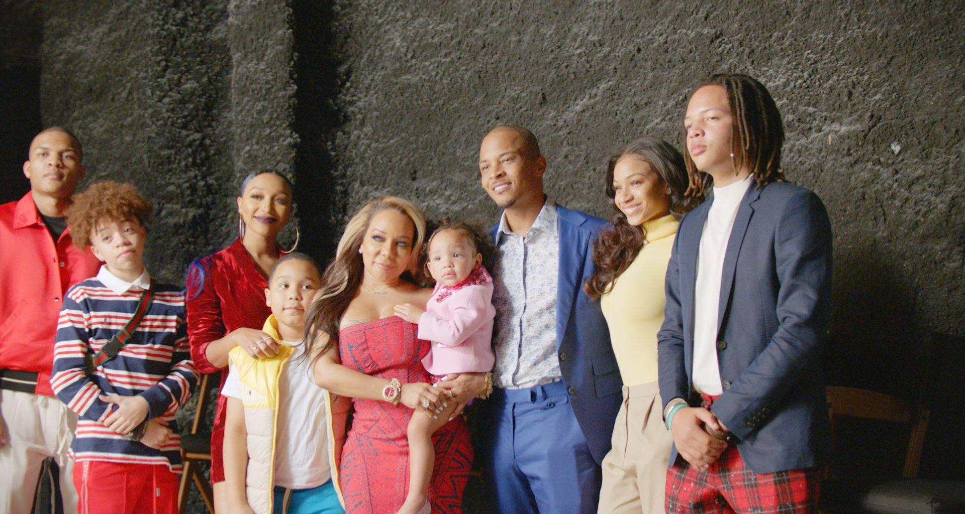 Tiny Harris Feels More Secure Than Ever: She Doesn't Mind Letting T.I. Go Solo To 'Sin City'