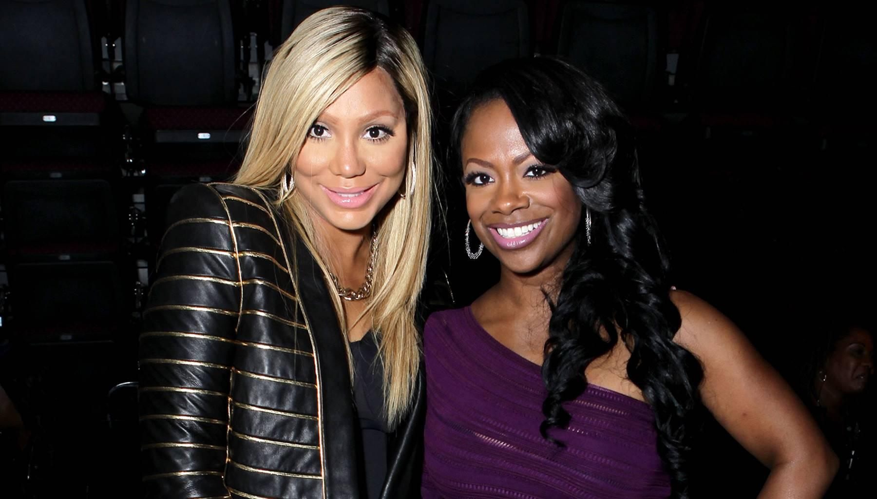 Tamar Braxton Shades Monica Brown On 'Celebrity Big Brother' While Discussing Her Relationship With Kandi Burruss In Icy Video