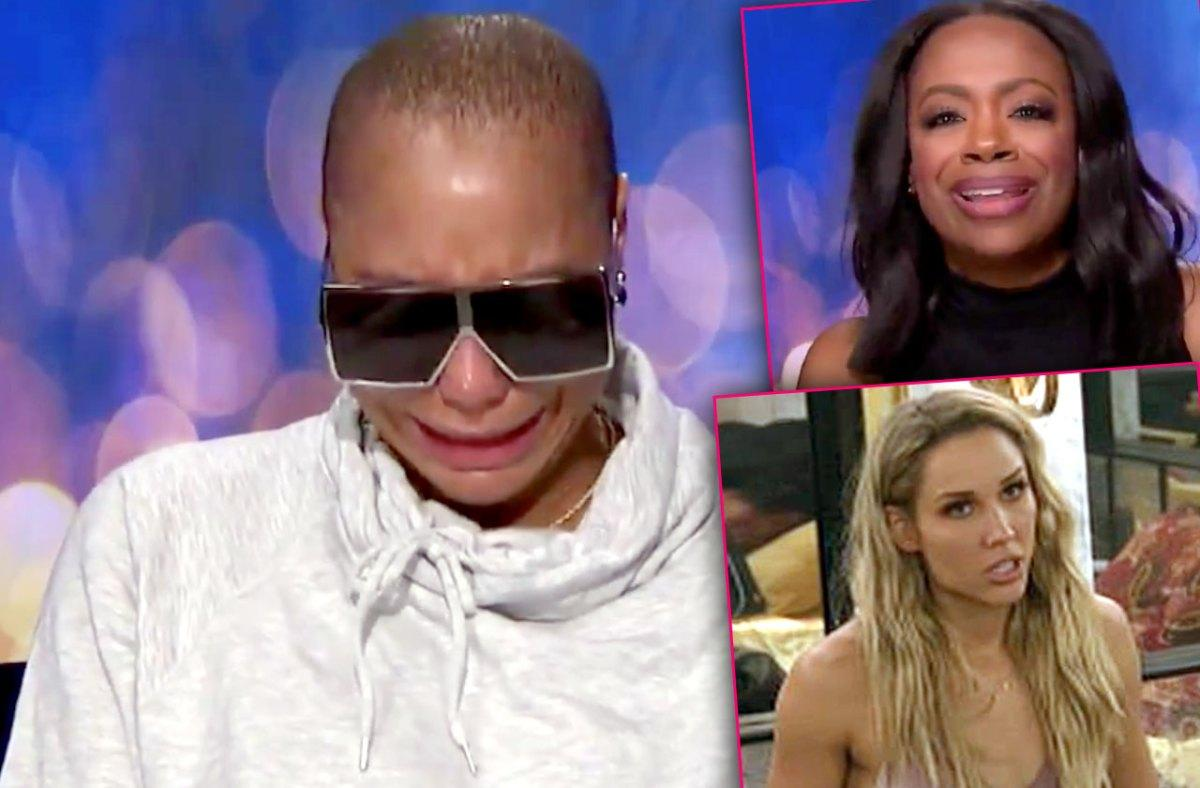 Tamar Braxton Allegedly Slapped By Lolo Jones In 'Celebrity Big Brother' House -- Did The Olympian Get Kicked Out?