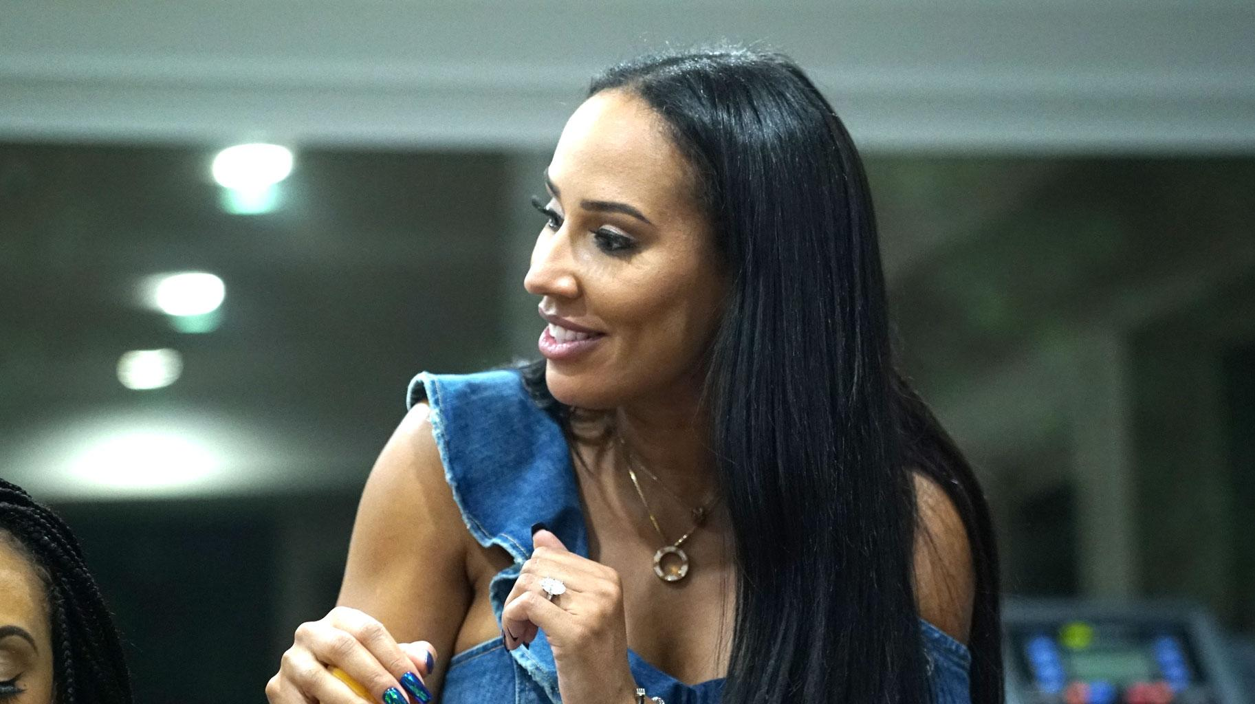 'RHOA' Newcomer Tanya Sam Discusses Swagg Boutique And Being Called 'Ignorant' By Nene Leakes
