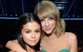 Taylor Swift And Selena Gomez Have Girl's Night With New Squad Member And Pete Davidson Ex Cazzie David