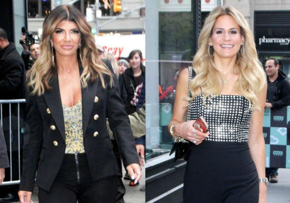 Teresa Giudice Reportedly Unloaded On Jackie Goldschneider At The RHONJ Reunion