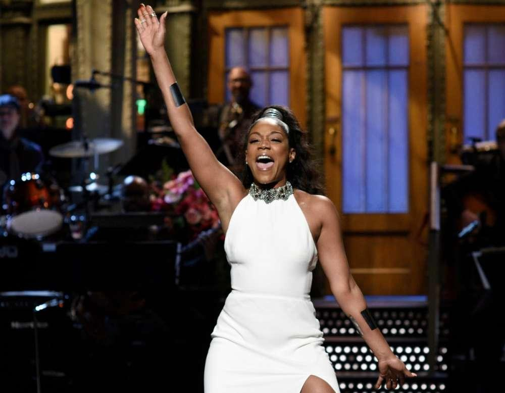 """Tiffany Haddish Apologizes For """"Disappointing"""" NYE Stand-Up Performance"""
