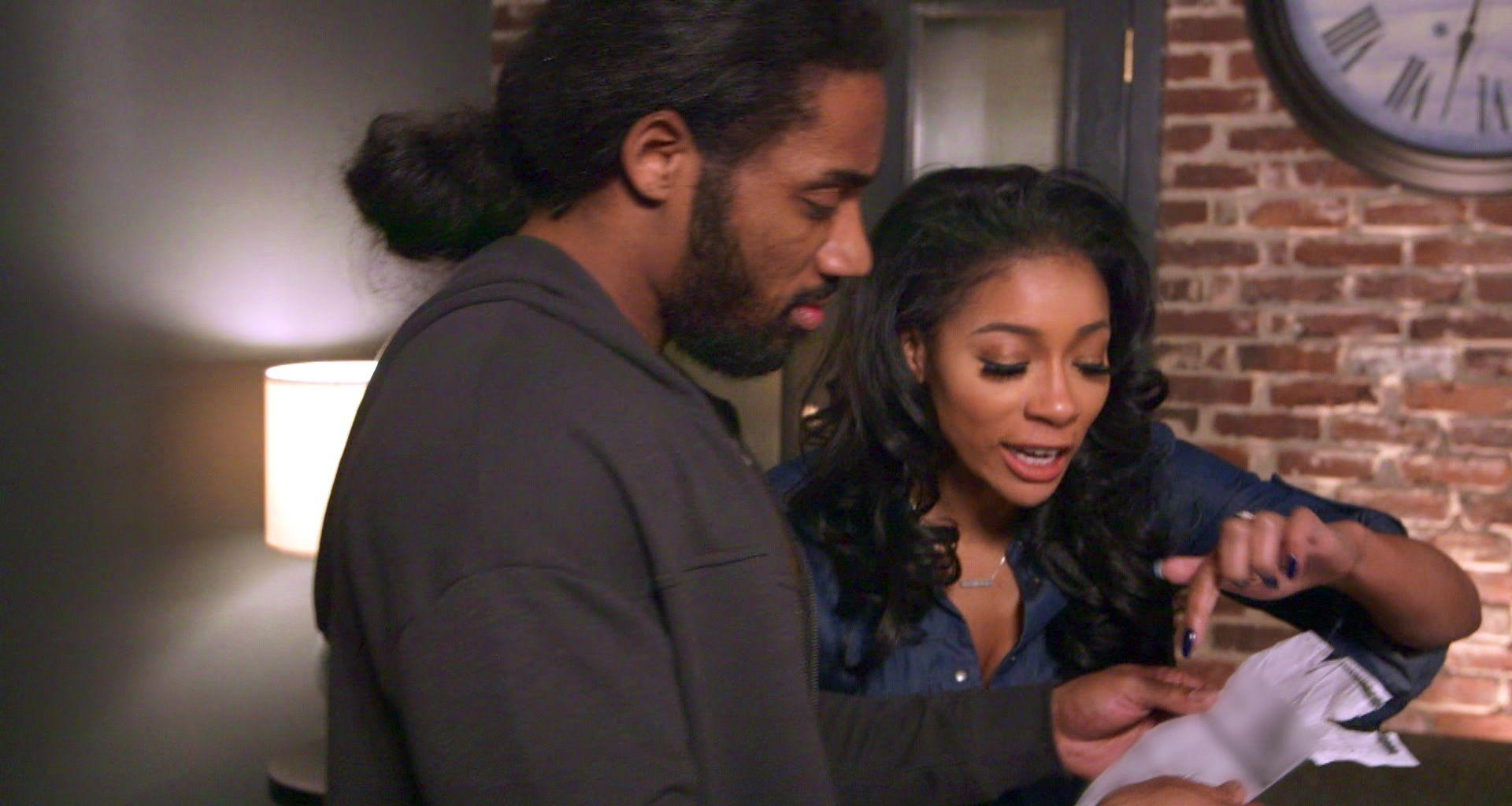 Scrapp Deleon And Tommie Lee Kiss After Being Reunited - Causes Drama Between Her And Rumored Boyfriend Ian Conner!