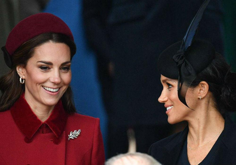 Will Meghan Markle And Prince Harry Choose William And Kate As Godparents Despite Feud?