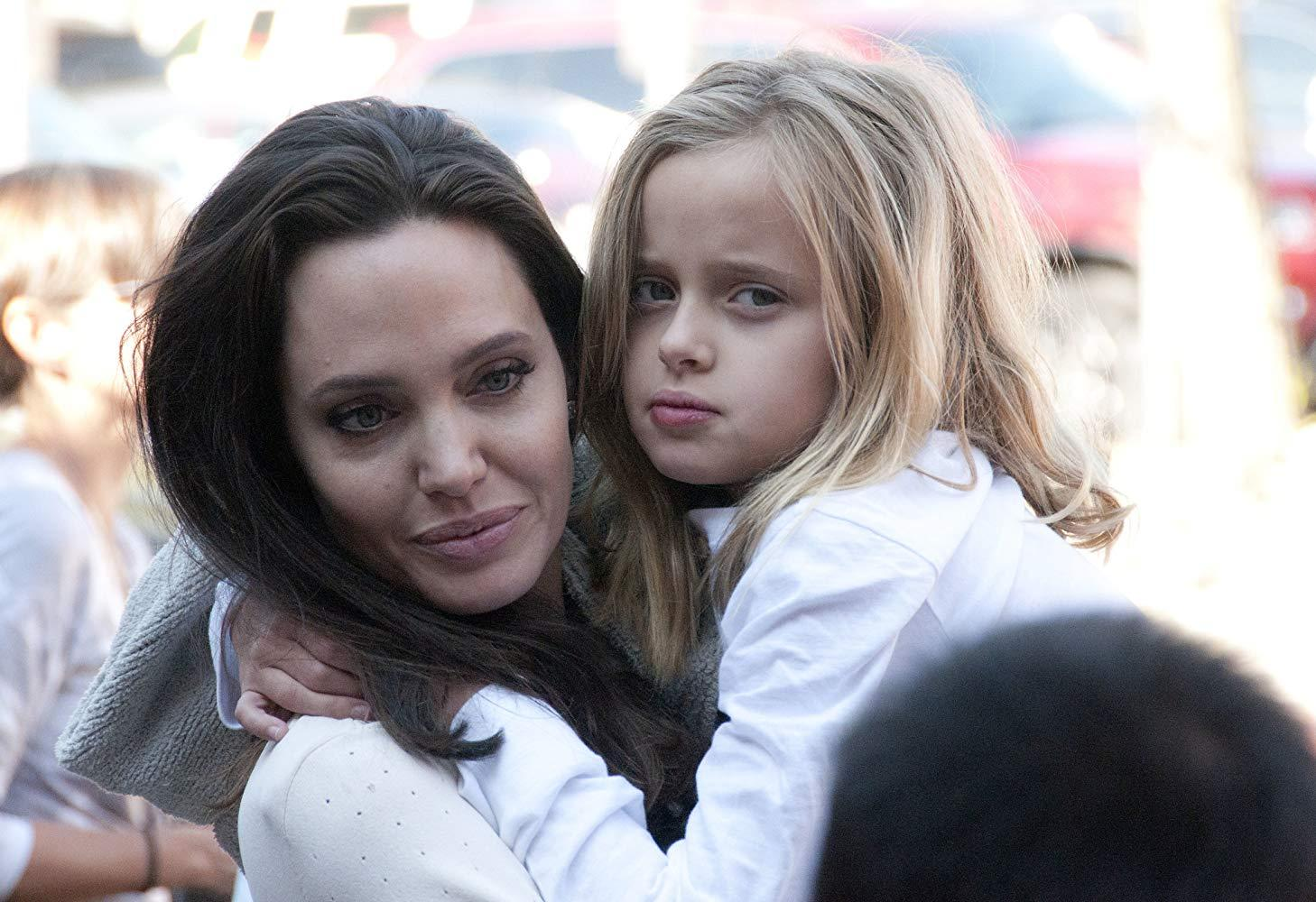 Brad Pitt - It Reportedly 'Warms His Heart' That Daughter Vivienne Resembles Angelina Jolie So Much - Here's Why!
