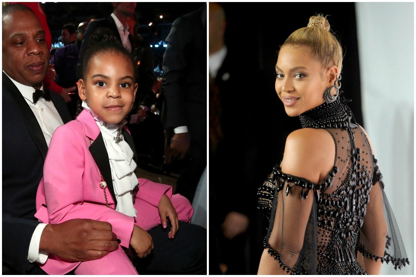 Beyonce Shocked By How Similar She And Daughter Blue Ivy Look In Side-By-Side Pictures!