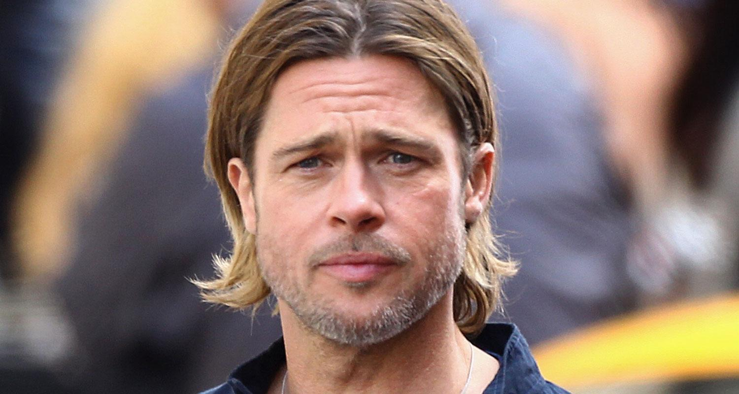 Brad Pitt Reportedly Furious Angelina Jolie Lets 'Strangers' Influence Their Kids After Being Photographed Out With Just A Bodyguard