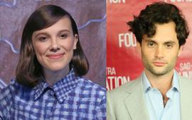 Millie Bobby Brown Slammed After Defending Penn Badgley's Character In 'You' - 'He's Not Creepy He's In Love'