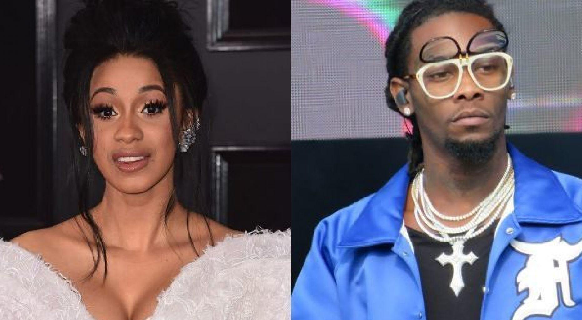Cardi B Is Reportedly Telling Friends That She And Offset Are 'Back On' And Keeps Posting Racy Content
