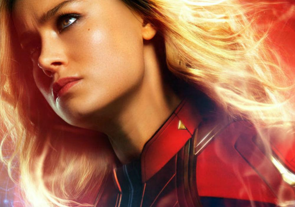 New 'Captain Marvel' Posters Released Featuring Brie Larson, Samuel L. Jackson As Countdown To Movie Is Officially Here