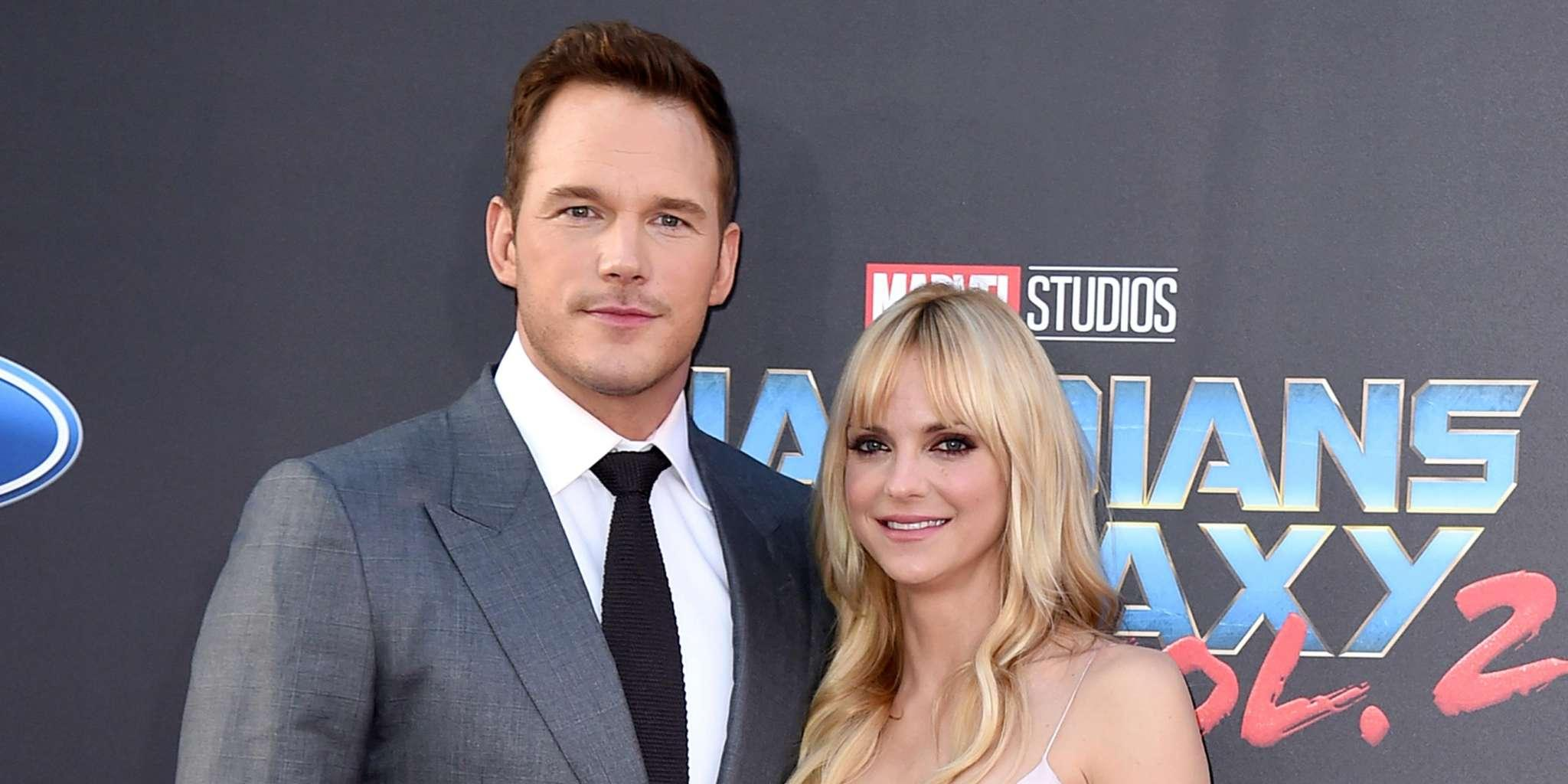 Anna Faris Claims Co-Parenting With Former Husband Chris Pratt Works Great Since They're Both In 'Loving Relationships'
