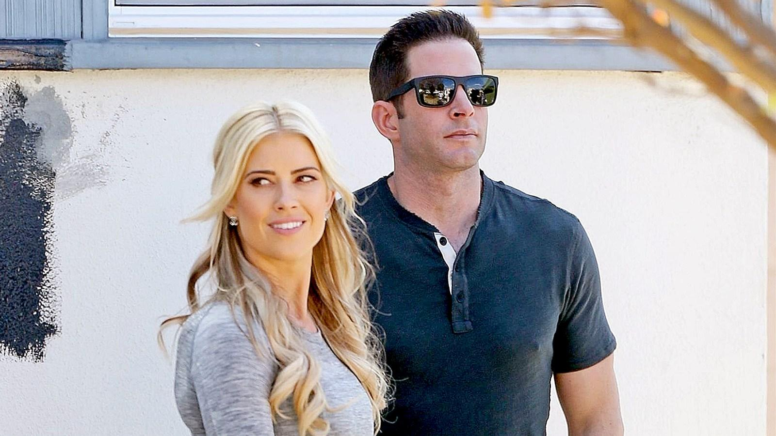 Tarek El Moussa Reportedly An Emotional Wreck After Christina's Wedding To Ant Anstead