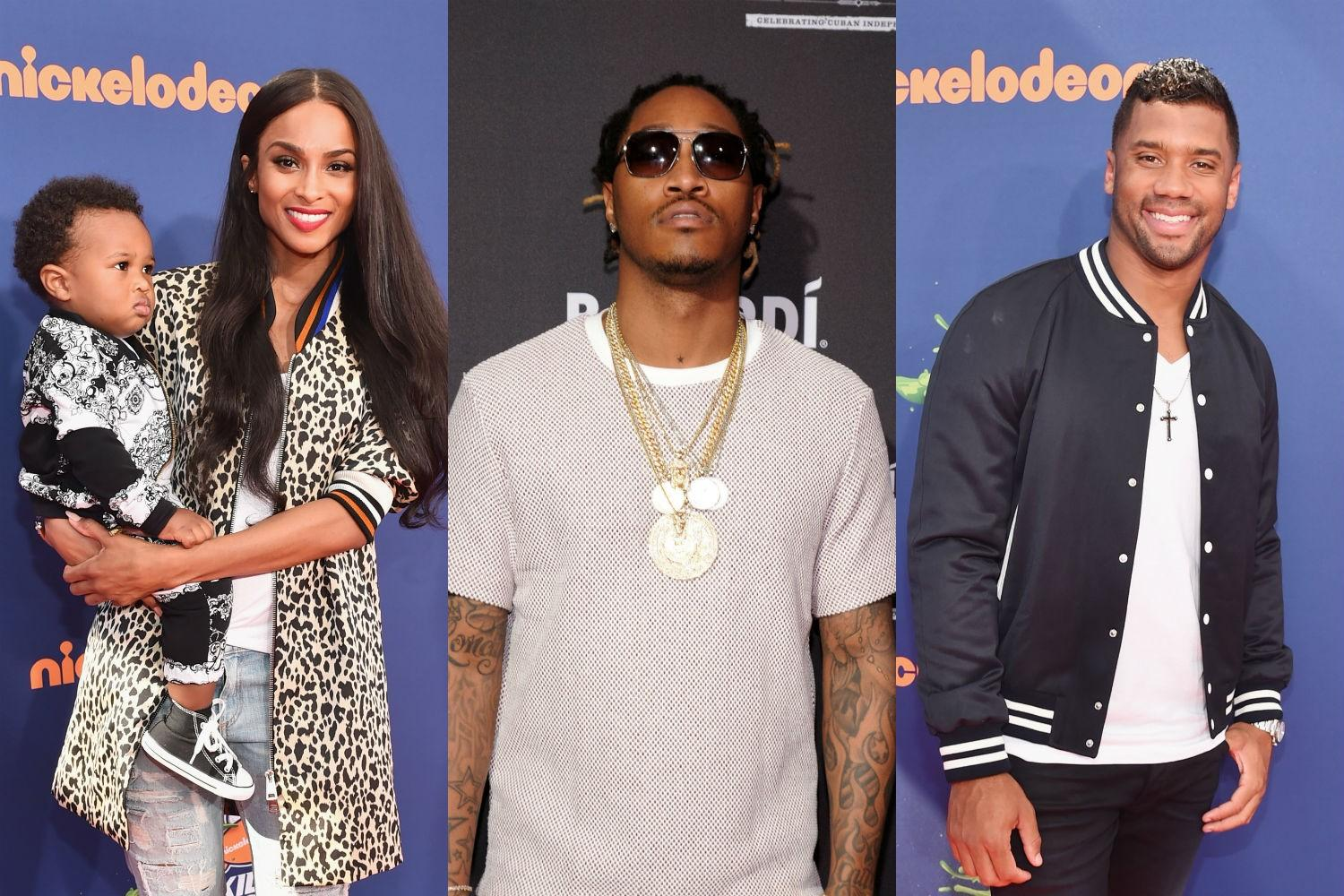 Future Slams Ciara For Introducing Their 4-Year-Old Son To Russell Wilson Without His Consent