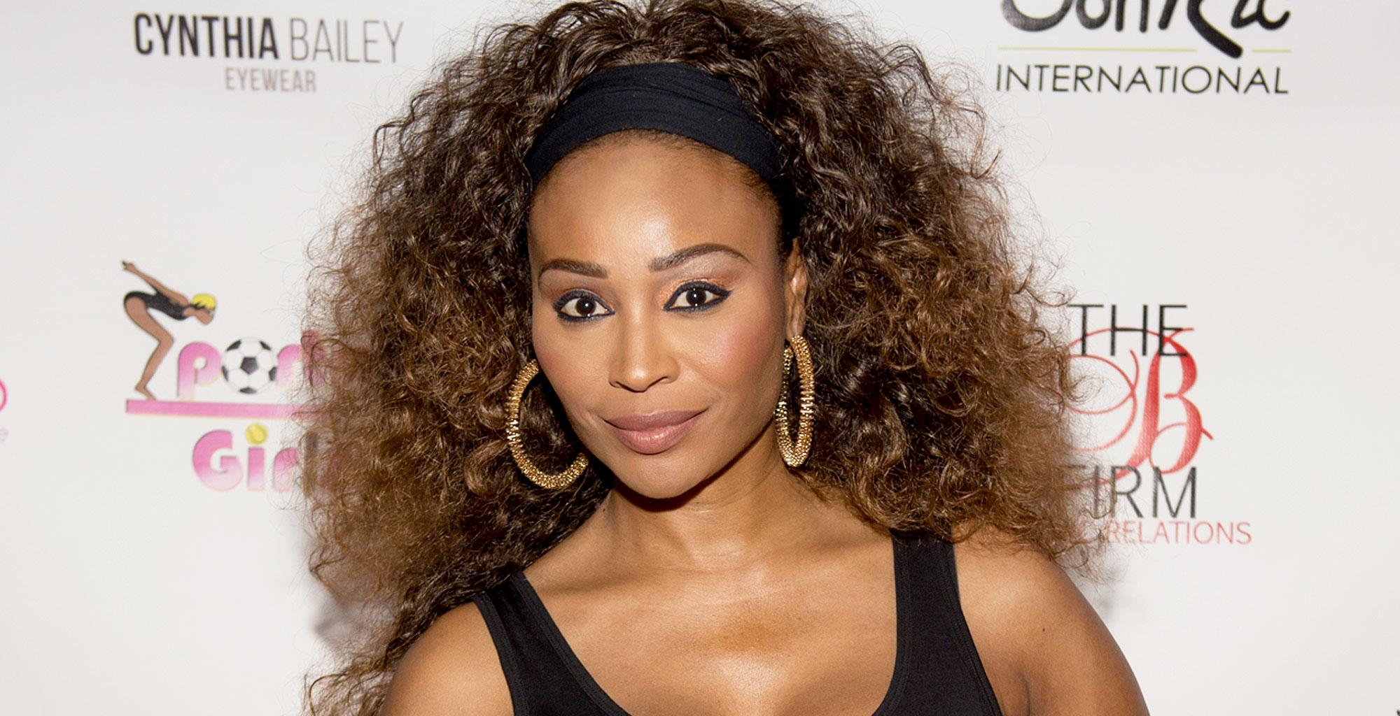 Cynthia Bailey Graces The Cover Of The January Edition Of Empower Magazine