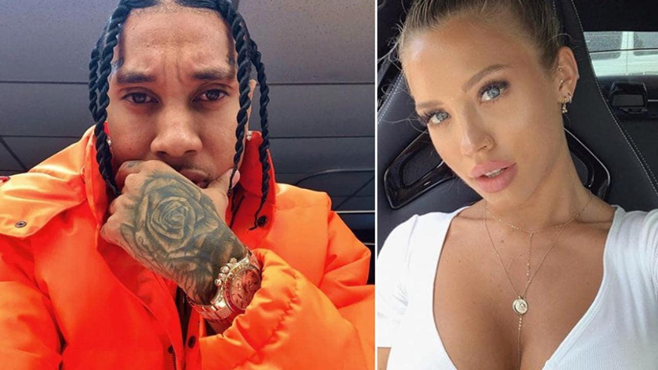 Tyga May Be Crushing On Kylie Jenner's Friend, Tammy Hembrow