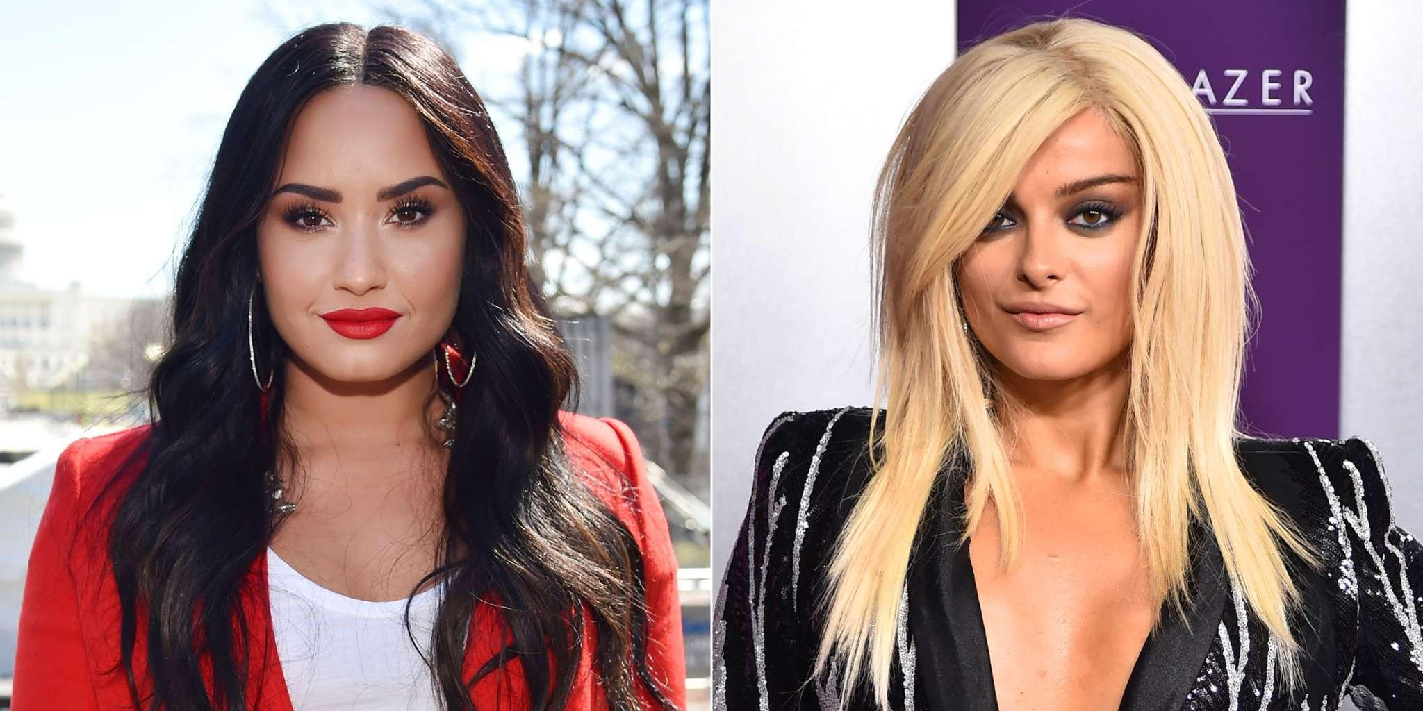 Demi Lovato Shows Support To Bebe Rexha After Slamming Designers For Fat-Shaming Her!