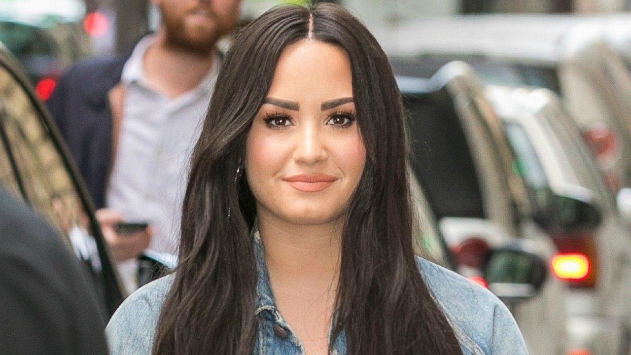 Demi Lovato Debuts Beautiful Rose Tattoo After Celebrating Six Months Of Being Sober - Check It Out!