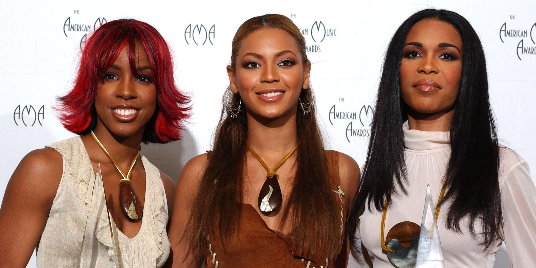 Beyonce's Parents Accompanied Destiny's Child To The Bathroom And Didn't Let Them Out Of Sight As Teens Working With R. Kelly!