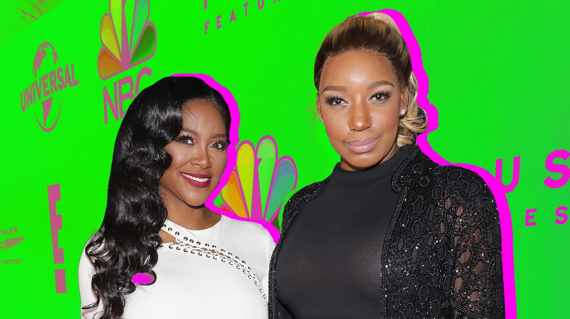 NeNe Leakes Says That The Door Is Open For Kenya Moore And Phaedra Parks In Her World - Watch The Video