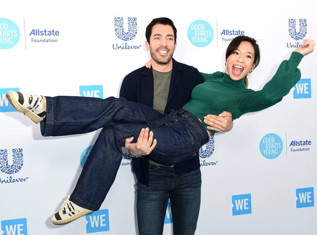 Drew Scott Reveals He And Wife Linda Phan Want To Have A Baby 'Very Soon!'