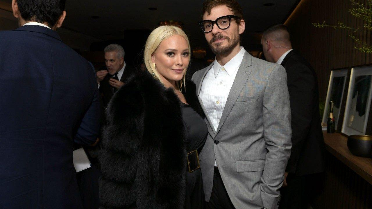 Hilary Duff Gets Candid About Motherhood While At Golden Globes After-Party With Boyfriend Matthew Koma