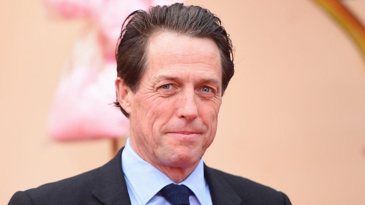 Hugh Grant Begs Fans For Help Finding A Film Script Stolen By Someone Who Broke Into His Car