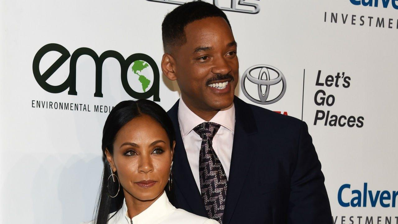 Jada Pinkett And Will Smith - Here's Why They Don't Celebrate Their NYE Wedding Anniversary!