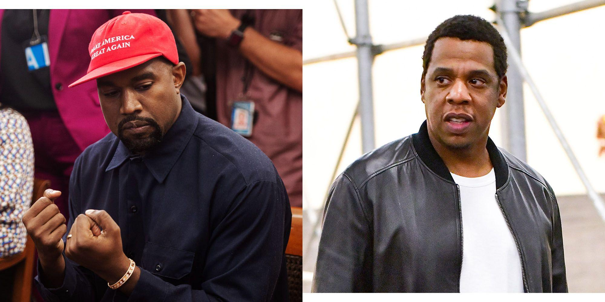 Kanye West Sues Jay Z And Says He 'Helped Revitalize' His Career - Their Feud Is Back On!