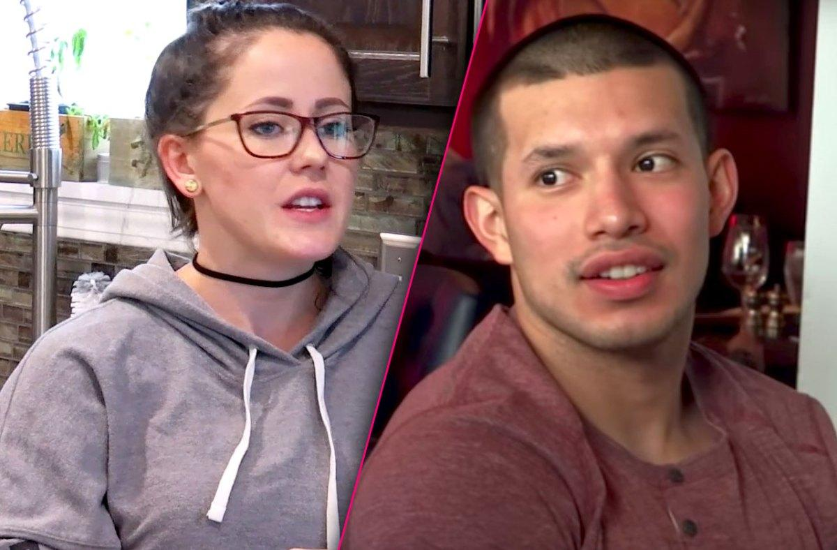 Javi Marroquin Worried The 'Teen Mom' Producers Are In Danger Shooting With Jenelle Evans Because Of Her Husband - 'David's Got Issues'