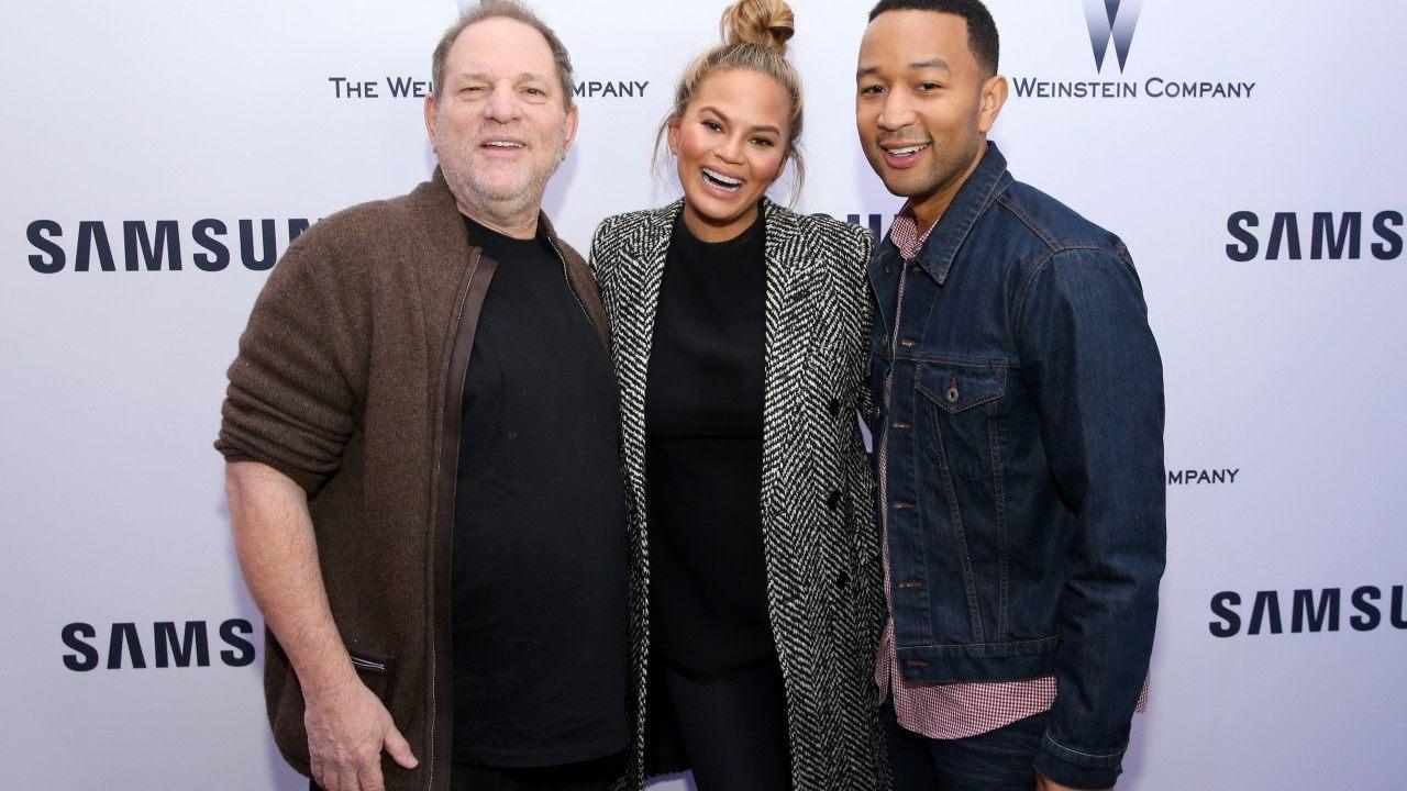 John Legend Addresses The Backlash Over Working With Harvey Weinstein And 'Denouncing' R. Kelly