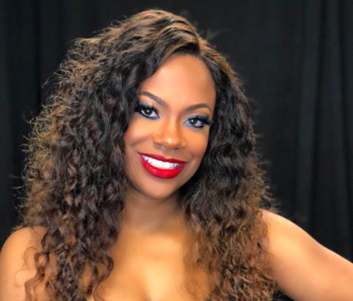 Kandi Burruss Shows Off Some Snippets From Her Forbes Women Article