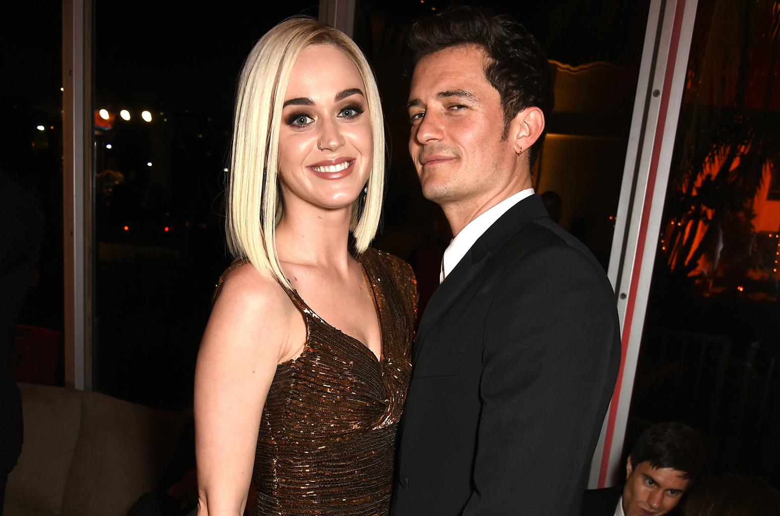 Katy Perry Sweetly Tells Orlando Bloom She 'Made The Right Choice'