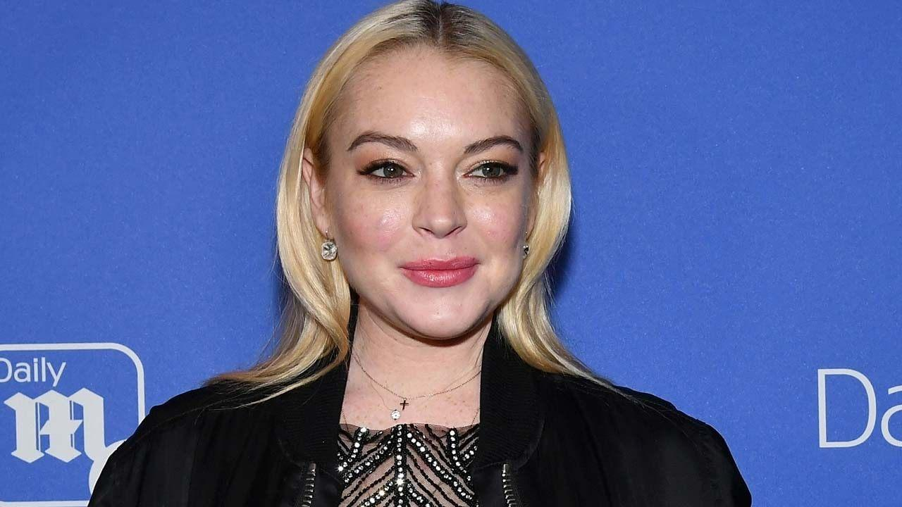 Lindsay Lohan Finally Reveals Why Her Accent Changes So Much!