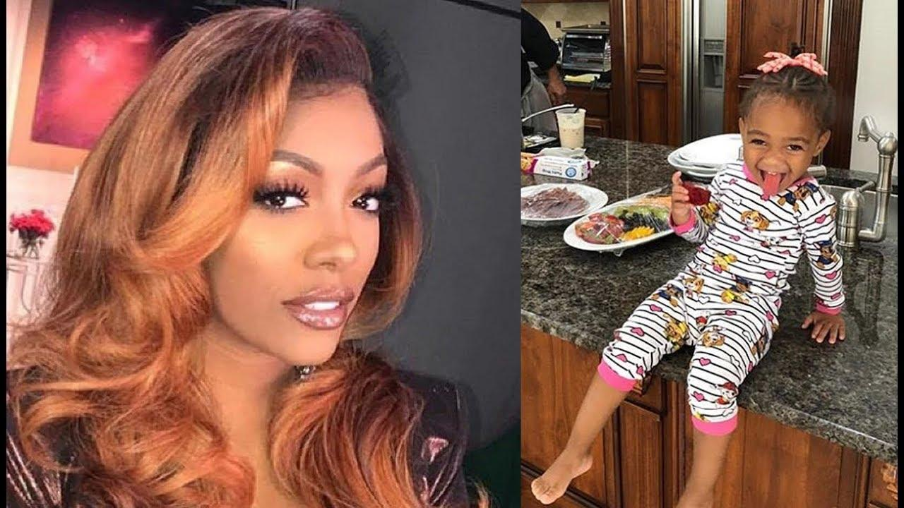 Porsha Williams Celebrates Her Niece Baleigh's Third Birthday With Gorgeous Pics And A Video