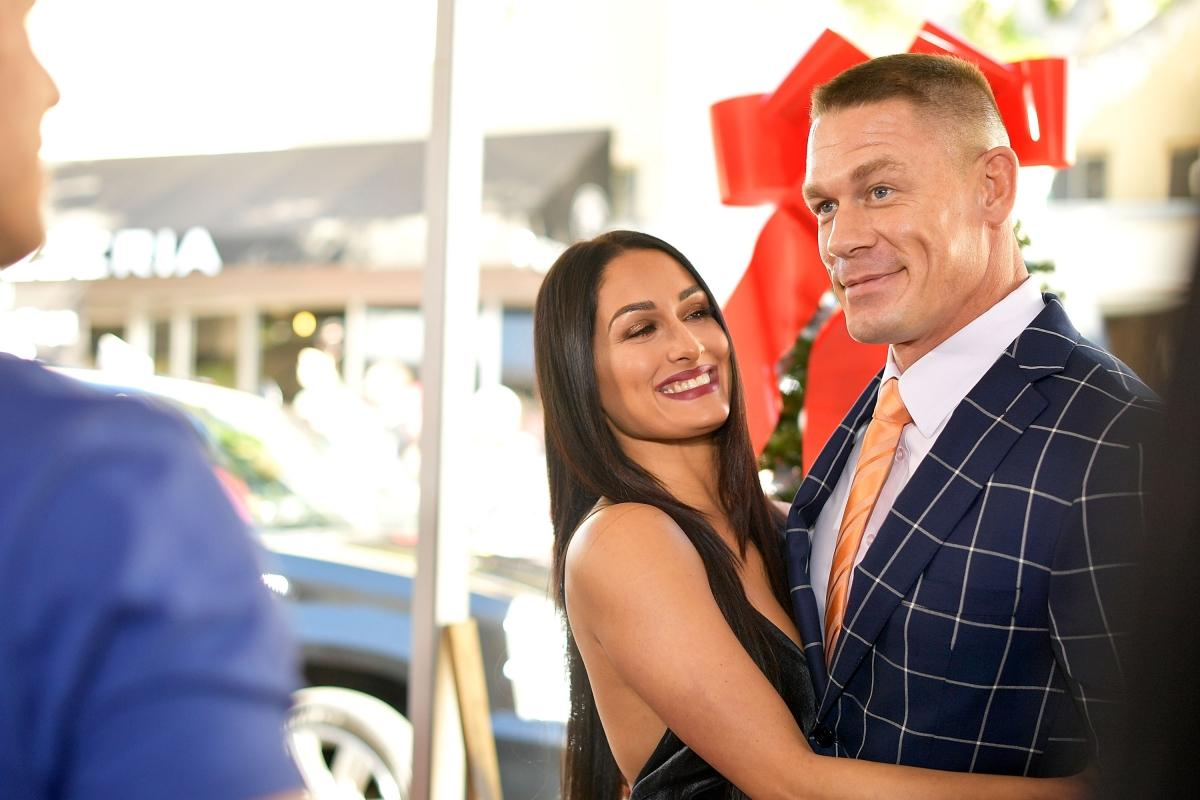 Nikki Bella And John Cena - Going Through Their Split Again On 'Total Bellas' Is Really Difficult, Source Says