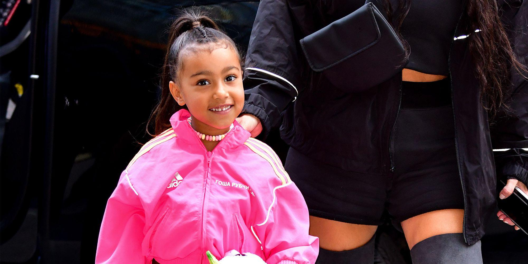 KUWK: North West Tries On Mom Kim Kardashian's Colorful Heels In New Pic - Check It Out!