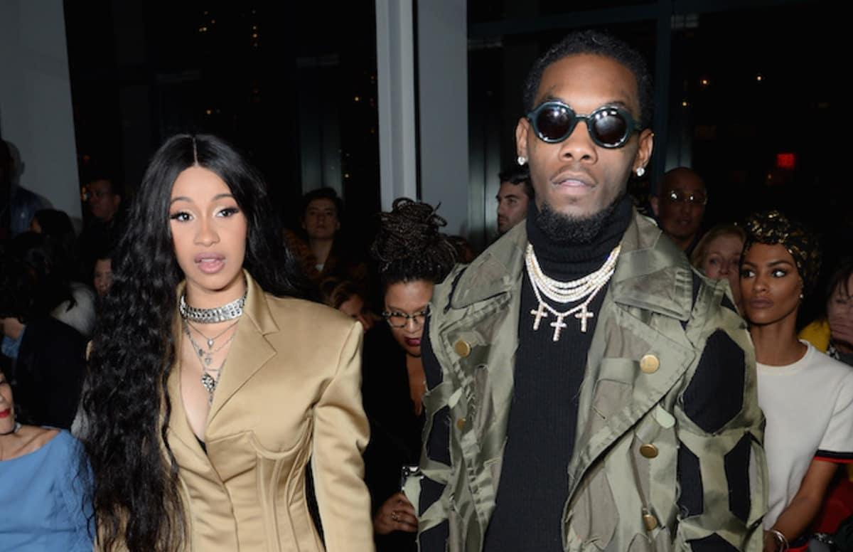 Offset Calling Cardi B 'Day And Night' Begging Her To Take Him Back - How Does She Feel About It?