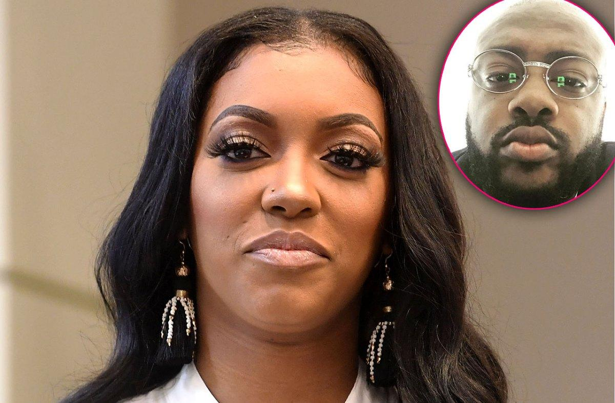 Porsha Williams Came Through Dripping In The Latest Pics From Her Date Night With Dennis McKinley - Check Out The Gorgeous Mom To Be
