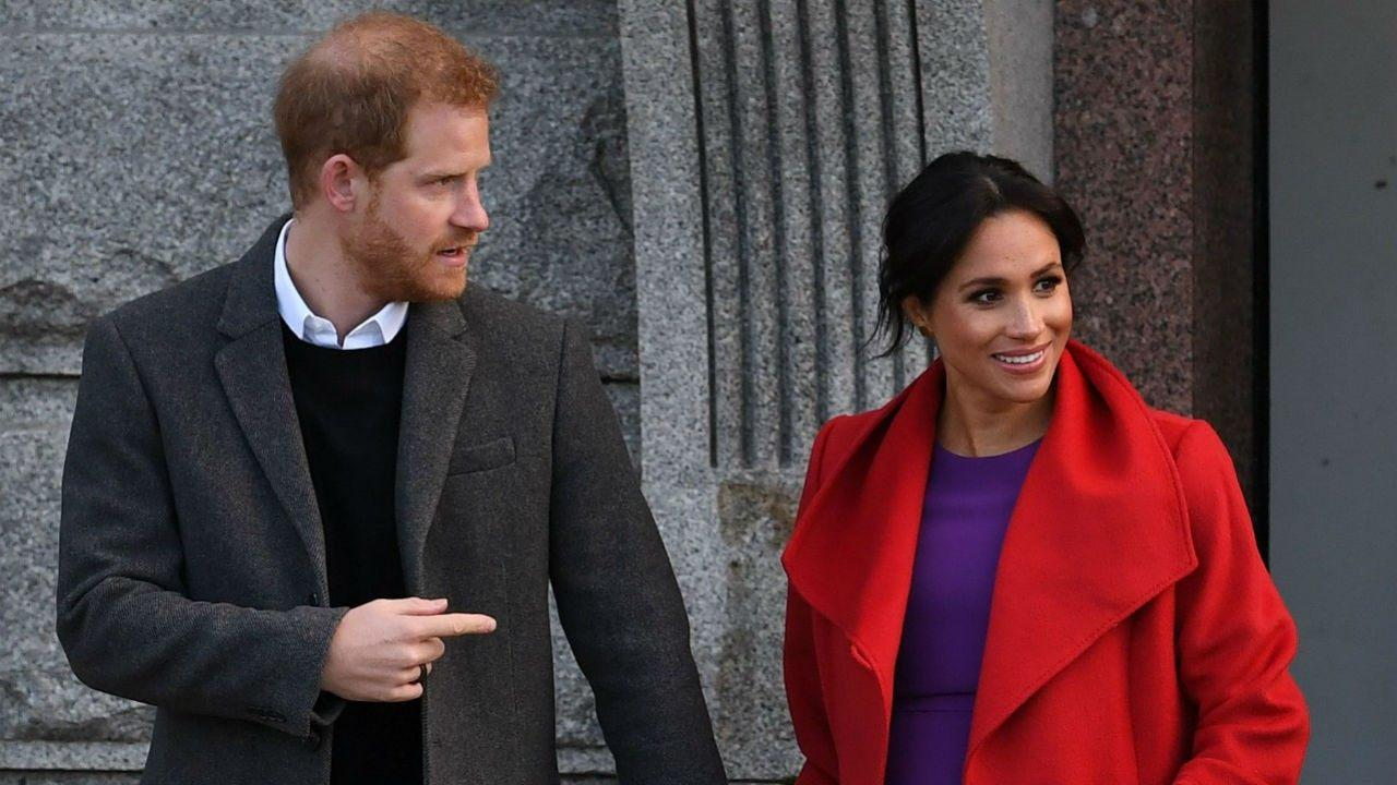 Meghan Markle Reveals Her Due Date!